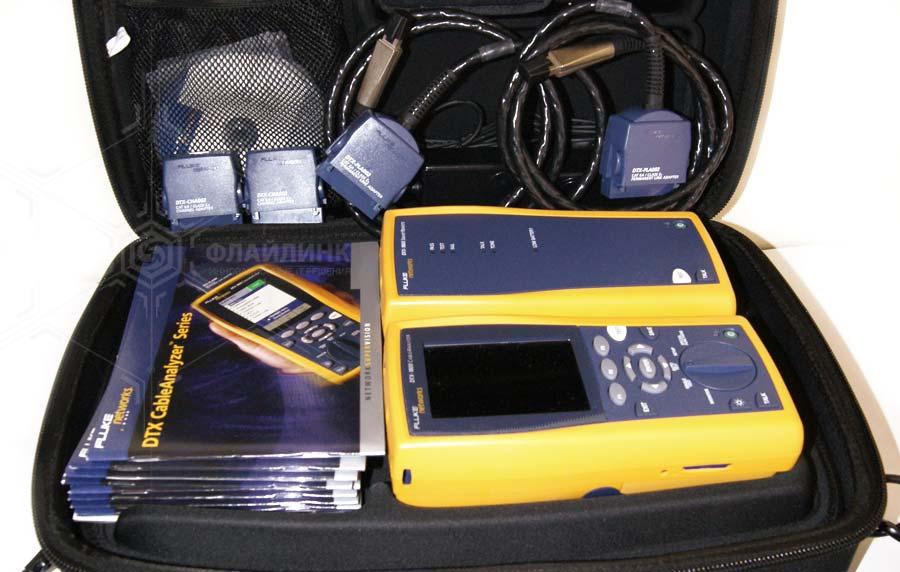 кабельный анализатор
